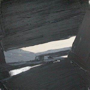 W.Eb. Brücke-über-Parthegraben-2002-Acryl-Lw-140x140-cm